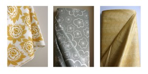 Recipe card fabrics
