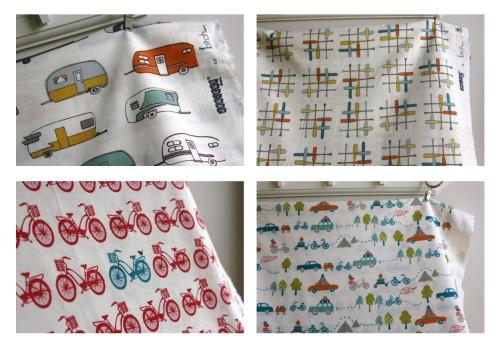 summer themed fabrics